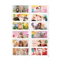 6815 - Little Friends 可爱宠物
