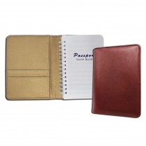 038 - Passport Note Book