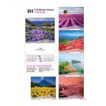 804 - Full Bloom Season 大地花春